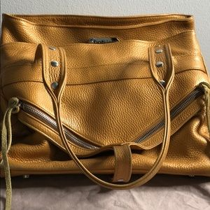 Botkier trigger tote, yellow